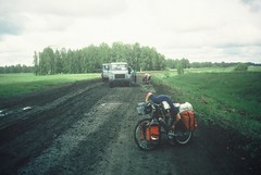 4d. The main road between Omsk and Novosibirsk