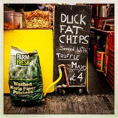20180204-GMDL0792 Duck Fat Chips & Truffle Mayo (susi luard 2012) Tags: se1 centre chips court duck fat food london mayo southbank truffle uk