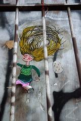 (lyli12) Tags: street streetart art artmural rue toulouse expression culture nikon d7000