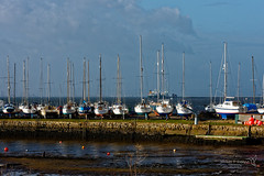 Limekilns 10 February 2018 00580.jpg (JamesPDeans.co.uk) Tags: landscape ships northsea gb greatbritain shore transporttransportinfrastructure firthofforth prints coast sea boats unitedkingdom yacht fife scotland britain harbour pier wwwjamespdeanscouk limekilns digital boat landscapeforwalls europe digitaldownloadsforlicence jamespdeansphotography printsforsale forthemanwhohaseverything