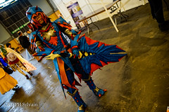 Japan Expo 2017 4e jrs-254 (Flashouilleur Fou) Tags: japan expo 2017 parc des expositions de parisnord villepinte cosplay cospleurs cosplayeuses cosplayers française français européen européenne deguisement costumes montage effet speciaux fx flashouilleurfou flashouilleur fou manga manhwa animes animations oav ova bd comics marvel dc image valiant disney warner bros 20th century fox star wars trek jedi sith empire premiere ordre overwath league legend moba princesse lord ring seigneurs anneaux saint seiya chevalier du zodiaque