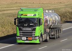 Scania R410 NG Highline / Ran-Sigma (PL) (Maciej Korsan) Tags: scania r410 new generation highline camion truck lorry tir lkw ciezarowka