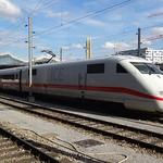 Basel: ICE 1 Train thumbnail