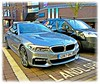 2017 BMW 530d ( the Landlord's car ? ) (John(cardwellpix)) Tags: friday 19th january 2018 2017 bmw 530d guildford surrey uk