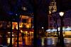 Place du Tertre, un soir d'hiver pluvieux (remi ITZ) Tags: paris parismylove parismonamour montmartre placedutertre