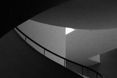 Dorian (aperture one) Tags: analoguelove architektur ilforddelta3200 staircase bw grain film treppe stairs stairporn analogue grainisbeautiful blackwhite filmlove analog architecture nikonf3 schwarzweis filmcommunity buyfilmnotmegapixels filmisnotdead