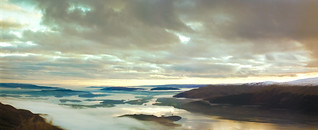 Inversion over Loch Lomond