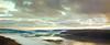 Inversion over Loch Lomond (GDSinclair) Tags: yashica mat 124 kodak ektar 100 120 medium format scotland scottish highlands mountains landscape nature autumn winter january snow inversion sunset clouds beautiful