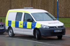 NA62UWM (Emergency_Vehicles) Tags: nec security birmingham
