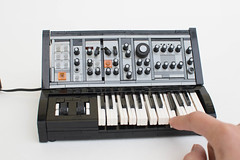Moog Sub Phatty (quý) Tags: lego synthesizer moog sub phatty music production audio keys keyboard