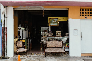 Street Scene Guadeloupe