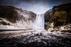 Skogafoss (Kenjirio) Tags: suðurland ijsland is iceland jokulsarlon snaefellsnes reykjavik