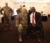20180111-A-YK011-002 (704thpublicaffairs) Tags: 704thmi 704thmilitary intelligence brigade 704th electron recon staff sgt cashmere jefferson mlk fort george g meade martin luther king jr day col gadson double amputee gregory d