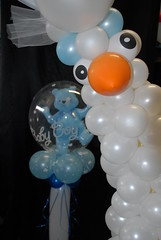 ballonnen ooievaaar