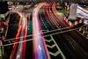 All leads to Shibuya (21mapple) Tags: shibuya japan tokyo cars lights longexposure eyexplore