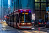Cherry via King (A Great Capture) Tags: ttc downtown toronto kingstreet streetcar king