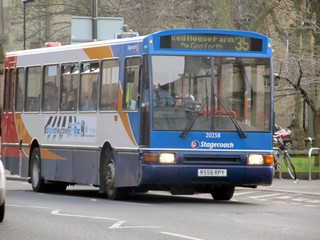 Stagecoach North East Volvo B10M Northern Counties Paladin 20258 R558 RPY