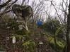 Monolithe - Bois de la Cote de Doulaize (francky25) Tags: monolithe bois de la cote doulaize karst franchecomté doubs curiosité géologique rocher calcaire pierre