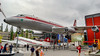 Swissair Coranado & DC3 Luzern Transport Museum 21 May 2008 (7) (BaggieWeave) Tags: swisstransportmuseum switzerland swiss convair990 coranado dc3 dakota swissair