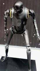 2017-Star Wars Droid K-250 Statue by Artfx at SDCC-01 (David Cummings62) Tags: sandiego ca calif california comiccon con david dave cummings 2017 starwars movie movies rogueone statue droid k250 artfx
