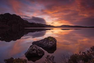 Sunset Reflected ..