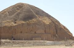 Ziggurat , Nimrud (2).jpg (tobeytravels) Tags: assyrian palace kalhu calah levekh zigararat lamassu throneroom shalmaneser ashurnasirpal layard stele nabu enli unesco