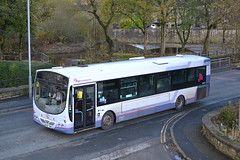 First Greater Manchester 69167 MX06VNB (Will Swain) Tags: ramsbottom east lancs railway scenic railcar weekend 4th november 2017 lancashire north west bus buses transport travel uk britain vehicle vehicles county country england english first greater manchester 69167 mx06vnb