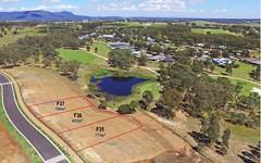 Golf Frontage in Casuarina Drive, Pokolbin NSW