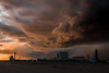 Nuclear Apocalypse (selvagedavid38) Tags: power station nuclear storm wind clouds coast beach building electrcity industry dungeness kent