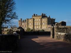 Culzean Castle (Rourkeor) Tags: scotland unitedkingdom gb ayrshire castle trees sunny olympus omd em1mk2 12100mmpro