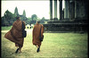 Angkor Wat (Nina Across the Universe) Tags: film filmisnotdead cambodia asia angkor nikonfm2 fujifilm fujird slidefilm beliveinfilm travel