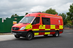 VX60 CDK (Emergency_Vehicles) Tags: vx60cdk hereford worcester fire rescue service hwfrs rope