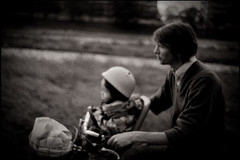 father and son (nicholas dominic talvola) Tags: leica film 35mm summilux