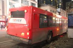 IMG_4639 (GojiMet86) Tags: mciz go tours top view hertz corporation nyc new york city bus buses 1999 gillig low floor h2000lf g22d102n4 8th avenue 43rd street 15ggd2215x1070482