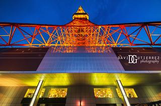 Rewritten Token - Tokyo Tower, Tokyo, Japan