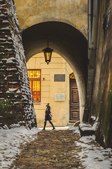 made of stone and light (Smo_Q) Tags: poland lublin pentaxk3ii winter