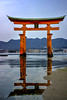 Sacred Gate of the Shrine (akirat2011) Tags: japan hiroshima miyajima
