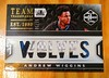"2015-16 Limited Andrew Wiggins Team Trademarks Jumbo Patch Card #'d 21/25. ""21"" was Wiggins jersey # during his short stint on the Cavs & his rookie summer league year. (CardKing739) Tags: nba paniniamerica limited andrewwiggins karlanthonytowns minnesotatimberwolves team trademarks jumbo patchcard jersey jerseycard sports sportscards cardhobby hobby nike adidas underarmour black silver blue white wolves huskies dogs pinterest instagram facebook tumblr picture photo art fav100 fav50 fav25 myfavoriteplayer fan fandom fanatic"