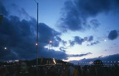 SHAMBALA 2017 (emilyharriet) Tags: shambala 35mm film photograhy olympus mju ii olympusmjuii festival sunset sky clouds filmphotography 35mmphotography