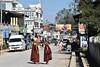 _DSC0408 (lnewman333) Tags: nyaungshwe myanmar burma sea southeastasia asia monk buddhistmonk motorcycle motorbike street traffic nilelake inlelake shanstate