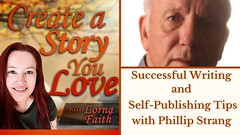 Successful Writing and Self-Publishing Tips with Phillip Strang (iwriter1) Tags: author business entrepreneur fiction habit indie interview lornafaith novel phillipstrang selfdiscipline selfpublishing writing