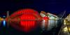 Ciudad de las Artes y las Ciencias (pajavi69) Tags: ciudaddelasartesydelasciencias valencia nocturna noche luces horaazul largaexposición le arquitectura night lights bluehour longexposition architecture luz light dawn trip nikon d7100 1224 arte art edificio building city ciudad diagonal líneas textura geometría cac urbana urban panoramica panorama panoramic