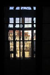 Luci (FM54TO) Tags: torino palazzomadama museo vetrata