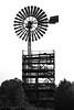 Windenergieturm / Wind Energy Tower (jkiter) Tags: duisburg ruhrgebiet windenergieturm deutschland landschaftsparkduisburgnord sw architektur industrie architecture germany industry schwarzweis bw blackandwhite einfarbig monochrome windenergytower