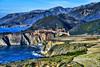 Bixby Bridge (garofano_richard) Tags: waves california highway bixbybridge roadway