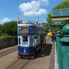 Seaton Tramway P1340709mods (Andrew Wright2009) Tags: dorset england uk scenic britain holiday vacation seaton devon tramway tourist tramcar