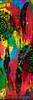 Abstract Boho Design Diptych - Right Image - By Nikki And Kaye Menner (Kaye Menner) Tags: abstractbohodesign diptych abstract boho rightimage colorful bright vibrant vivid painting mixedmedia kayemennerphotography kayemenner mandala mandalastencils stencils feathers featherstencils lotsofcolors bohemian bohemianstyle brushstrokes texture bohemianwallart 2paintings vividart vibrantart twopanelart abstractpainting multicolored kayemennerabstract red green blue yellow redgreenblueyellow