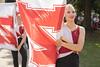 Nebraska Color Guard / Flag Corps (tarikabdelmonem) Tags: nebraskacornhuskers huskers cornhuskers flagcorps colorguard nebraska unl universityofnebraskalincoln