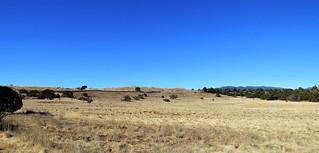 Partially Excavated Pecos Pueblo - 1100AD