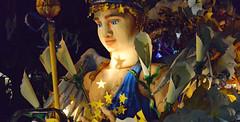 Gentle Phantasos (BKHagar *Kim*) Tags: bkhagar mardigras neworleans nola parade celebration float floats lights throws beads outdoor night street napoleon uptown